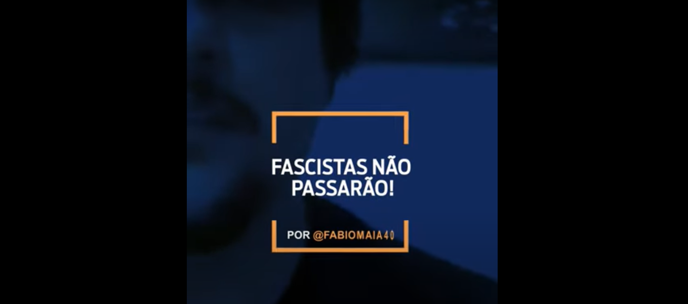Fascistas não passarão