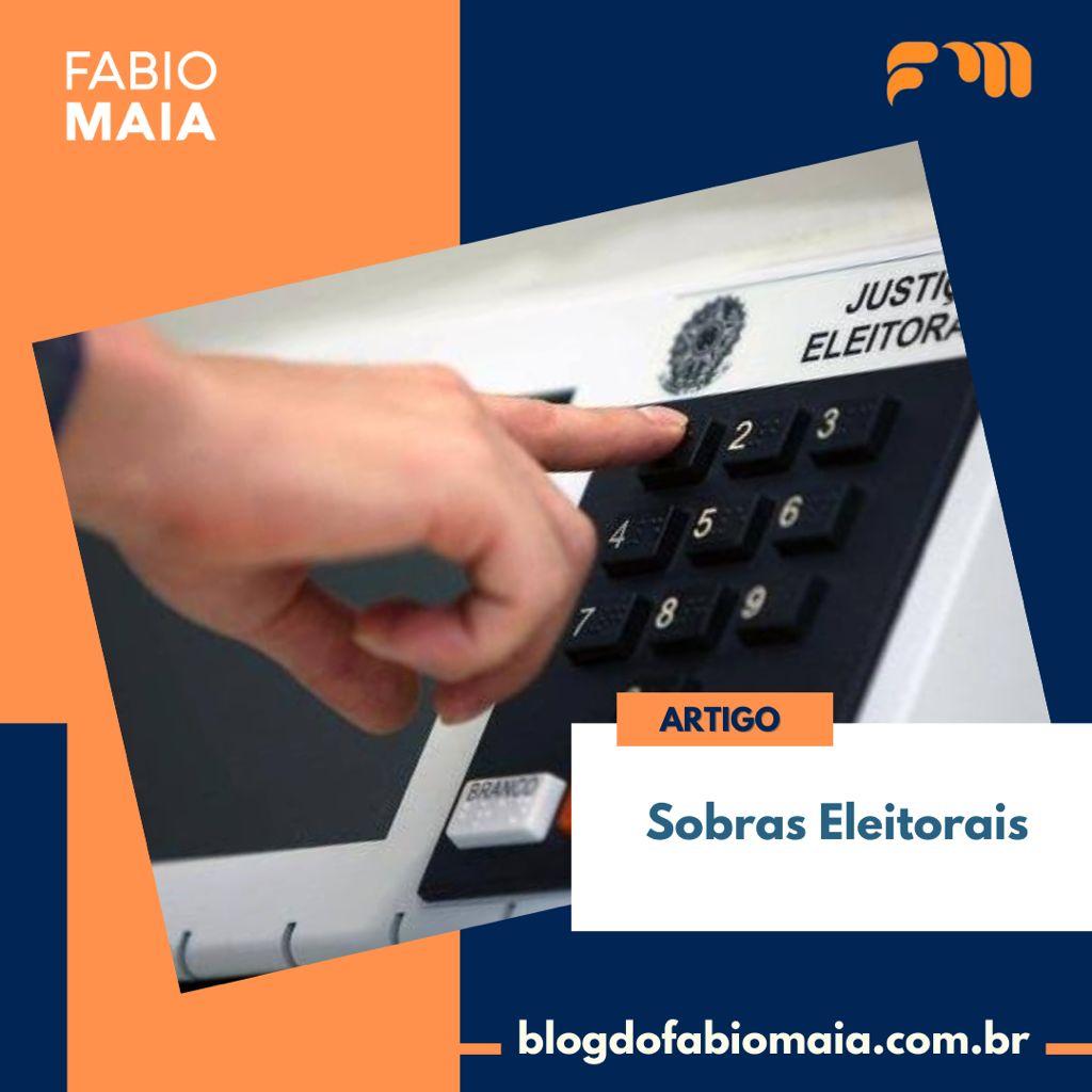 SOBRAS ELEITORAIS